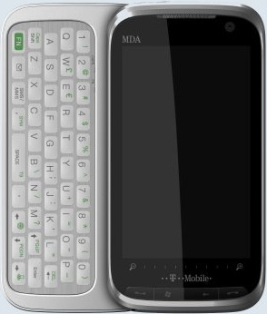 T-Mobile MDA Vario V (HTC Rhodium)