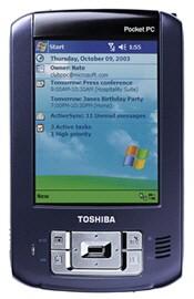 Toshiba e400