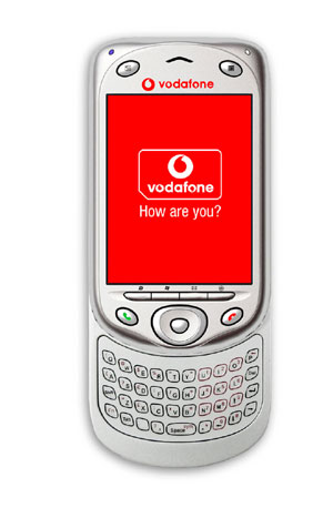 Vodafone VPA III (HTC Blue Angel)