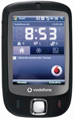 Vodafone VPA Touch HTC Elf 100 861